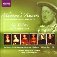 rancisco de la Torre - Madame d'Amours - Music for the six wives of Henry VIII