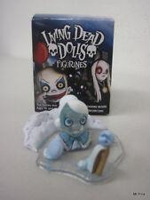 LIVING DEAD DOLLS FIGURINES Frozen Charlotte 6% Clear Version 5 Cm Mezco