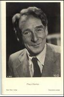 ~ 1950/60 Porträt-AK Film Bühne Theater Schauspieler PAUL KEMP Foto-Binz Berlin