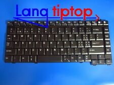 Clavier SL Toshiba Satellite A40 A45 A50 A55 A60 A65 A70 M30 Tecra A1