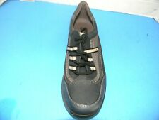 "Women,s Spring Step ""Nordeste "" Lace up Comfort Shoes  Navy Size Ladies size 38."
