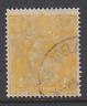 1916 4d Lemon-yellow KGV Fine Used