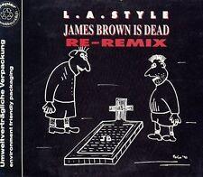 L.A. Style James Brown is dead (Re-Remix, 2 versions, #zyx6718) [Maxi-CD]