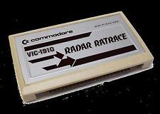 Commodore VIC- 1910 Radar Ratrace Game Cartridge