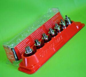 "BRAND NEW Snap On Tools 3/8"" Drive 7pc Stubby TORX Socket Driver Set rrp £245"