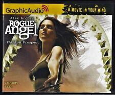 ROGUE ANGEL Vol 27~PHANTOM PROSPECT~ 5 CD SET~GRAPHIC AUDIO;SUNKEN TREASURE SHIP