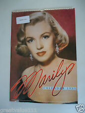 MARILYN MONROE CALENDAR 1999 ORIGINAL VINTAGE  20YEAR OLD RARE VALUABLE  NEW GEM