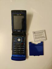 Sprint Sanyo Katana Scp-6600 Sapphire Blue Does Not Power Up Rough Condition