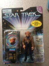 """STAR TREK: DEEP SPACE NINE 5"""" GRAND NAGUS ZEK FIGURE BY PLAYMATES"""