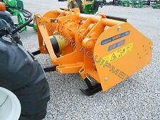 "Spader, Spading Machine, Tractor 3-Pt: 13' Selvatici, Spades 14"" Deep, 3SpdGbox!"