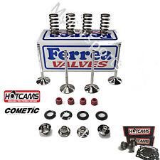 Ferrea +1mm Intake Exhaust Valve Cam Seal Kit Suzuki LTZ400 LTZ Z400 DRZ KFX DVX