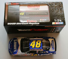 Jimmie Johnson #48 Lowes Home Improvement 1:24 Team Caliber Preferred 2003 TC