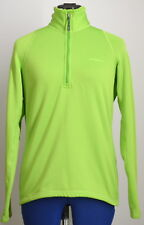 Patagonia Women's Regulator Polartec Half Zip (Lime Green) Small
