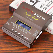 iMAX B6AC 80W NiMH Lipo LiHV Battery Balance Charger for RC Helicopter (EU)