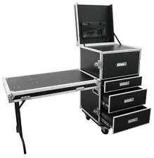 WDS-1 Transportcase mit Schubladen & Tisch Hardwarecase Roadiecase Toolcase Case