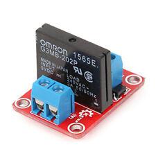 1 pieza Modulo de rele de estado solido de una via para Arduino W9K1