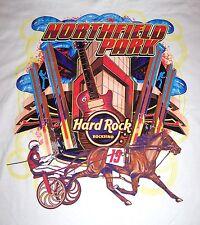 HARD ROCK ROCKSINO NORTHFIELD PARK CITY TEE T-SHIRT SIZE LARGE NEW WITH TAGS