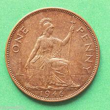 1946 George VI Penny SNo41177