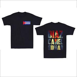 Diaz Canel Singao, Cuba Freedom Free Cuba Democracy Vintage Men's Cotton T-Shirt