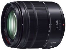 F/S New Panasonic Lumix G Vario 14-140mm f/3.5-5.6 Lens H-FS14140-KA without box