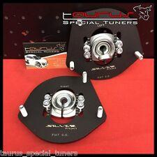 Top mount piastre camber regolabili Fiat Cinquecento Seicento 500 600 anteriori