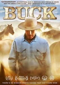 Buck, New DVD, Buck Brannaman Sealed