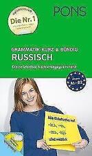 PONS Grammatik kurz & bündig Russisch (2018, Taschenbuch)