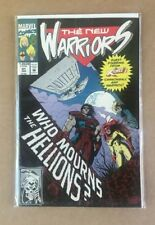The New Warriors #31 (Jan 1993, Marvel)  Comic In Excellent Condition!