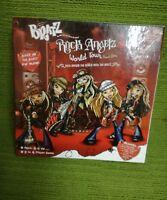 BRATZ ROCK ANGELZ WORLD TOUR BOARD GAME -BASED ON THE DVD MOVIE