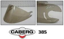 Visiera visor casco integrale full-face helmet CABERG 385 - fumè dark 50%