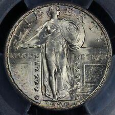 1929 25c Standing Liberty Quarter PCGS MS 64