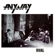 ANYWAY - Rival (NEW*LIM.500*CULT FRA HEAVY METAL + 10 BONUS TRACKS*SORTILEGE)