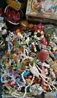 A Mix Of Usable Vintage/antique Jewellery 30s To 90s. 1.703 Kilo Lot. (4)