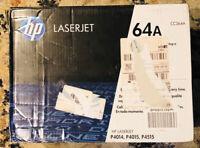 NEW SEALED HP 64A CC364A BLACK TONER CARTRIDGE