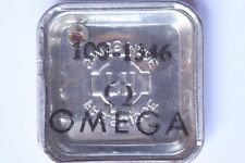 Omega 26,5 100 part 1346 Incabloc, dessous, lower, debajo, unten, sotto NOS