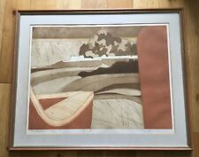 John Brunsdon (1933-2014) Ltd Edt 5/6 Artists Proof Etching St Michaels Mount