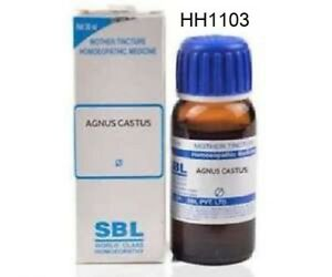 SBL Agnus Castus Mother Tincture Q 30 ML
