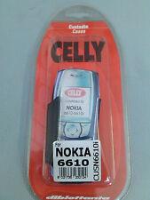 Custodia Celly per Nokia 6610-6610i