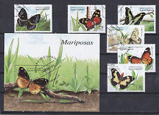 Saharaui 1999 - Block & Sheets - Vlinders / Schmetterlinge / Butterflies