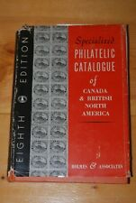 Weeda Lit: Holmes Handbook of Canada and BNA, 8th Edition 1954, with DJ, VF