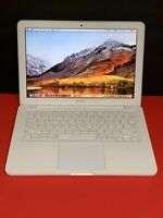 "Apple Macbook Unibody 2010 13.3"" 2.4GHz Intel Core 2 Duo 8GB RAM 128GB SSD"