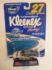 "RC2, Ford Taurus #27 David Green, ""Kleenex"" NASCAR, 1:64, Diecast, Ltd Edition"