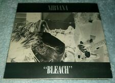 NIRVANA Bleach SP34 Soft Case CD Compact Disc