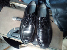 CLARKS VERY SOFT MOCASSIN LEATHER SHOES SIZE 8