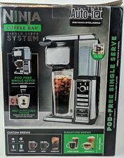 Ninja Auto IQ Coffee Bar Single Serve System CF111