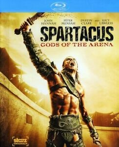 SPARTACUS: GODS OF THE ARENA (2PC) NEW BLURAY