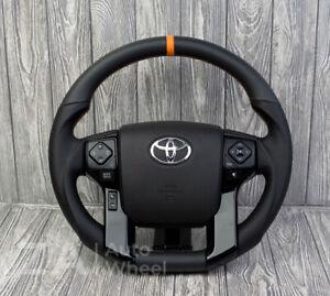 Toyota Oem TRD Customized Steering Wheel 4runner Tundra Tacoma Sequoia 2009-2021