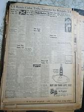 Dr. Pepper Bevrage Drink Newspaper Ad #41