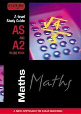 New, A Level AS and A2 Study Guide: Maths, Yudkin, Ben, Hodgson, David, Bigg, Cl