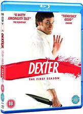 DEXTER - Saison 1 Blu ray NEUF